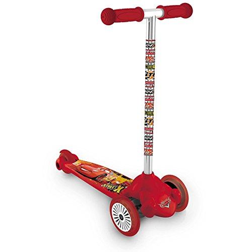 Disney Cars Frozen Eiskönigin Kinderroller Twist Roll Scooter Kugellager Kinder, Variante:Cars