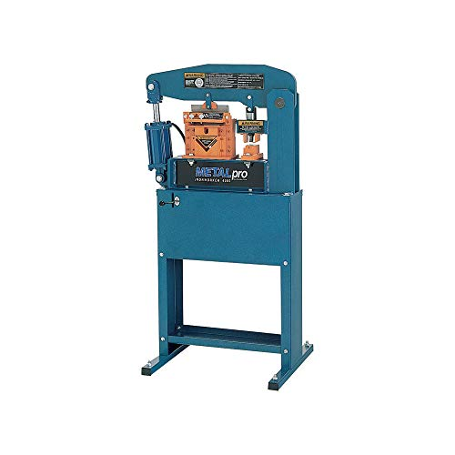 Review Of METALpro Ironworker - 40-Ton, Model Number MP4000