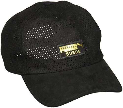 PUMA Erwachsene Suede BB Cap Kappe, Black, Adult