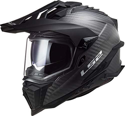LS2, casco cross de moto Explorer carbon, L