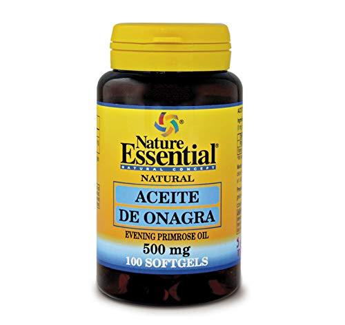 Olio di enotera 500 mg. (10% GLA) 100 perle.