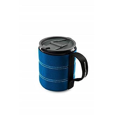 GSI Outdoors Infinity Backpacker Mug, Blue