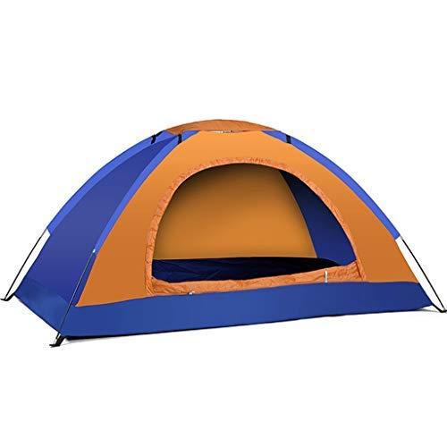 YBB-YB YankimX Persona Sola Cuenta de una Sola Capa Bivy Personal Abrigo de la Tienda for Que va de excursión 200 * 120 * 110cm Tiendas de campaña (Color : A)