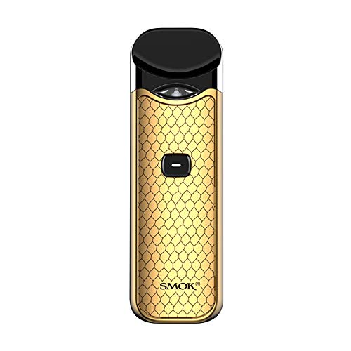 SMOK Nord Kit 3ml 1100mAh Batterie/Top füllen/Eingebauter Verdampfer (Prism Gold)