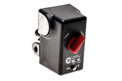 Campbell-Hausfeld CW209300AV Pressure Switch for Air Compressors by Campbell Hausfeld