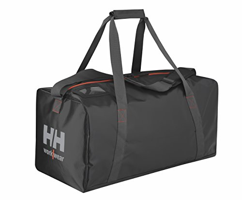 Helly Hansen Workwear WW Off Shore 79558 Travel Bag 30 x 30 x 60 cm Suitable for Helicopter Black