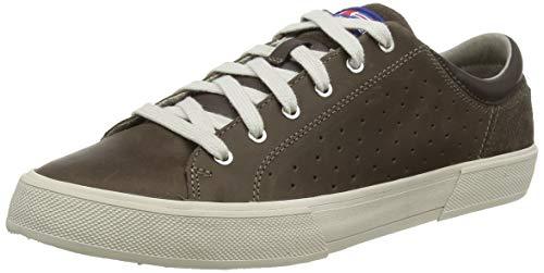 Helly Hansen Copenhagen Leather, Zapatillas para Hombre, Marrón...