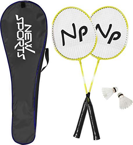 New Sports Badminton-Set Junior in Tasche, 56cm