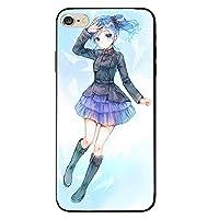 JYPIMの可愛いかっこいい軍装少女が、人気のアニメキャラクターがあなたの携帯ケースを飾り、iPhoneシリーズの携帯ケースを飾る。携帯の保護カバー。アニメ漫画の携帯ケース (Iphone 11 pro,軍装少女6)