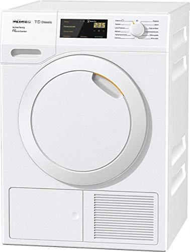 Miele TDD 420, Asciugatrice Libera Installazione, A+++, Pompa di Calore, Carico Frontale, 8 kg, Bianco