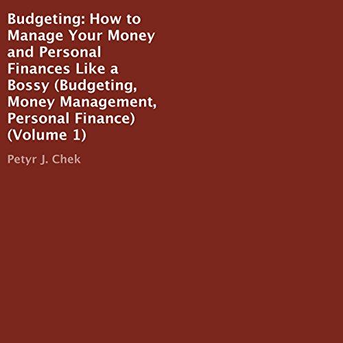 Budgeting audiobook cover art