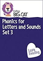 Phonics for Letters and Sounds Set 3 (Collins Big Cat Sets)