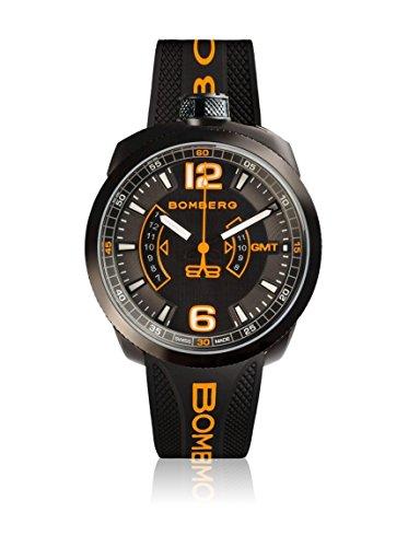 Bomberg Uhr mit Schweizer Quarzuhrwerk Man Bolt68 GMT 45 mm