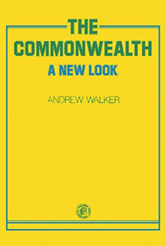 The Commonwealth: A New Look (Pergamon international library of science, technology, engineering, and social studies) (English Edition)