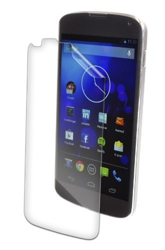 ZAGG InvisibleShield Screen Protector for LG Nexus 4 E960