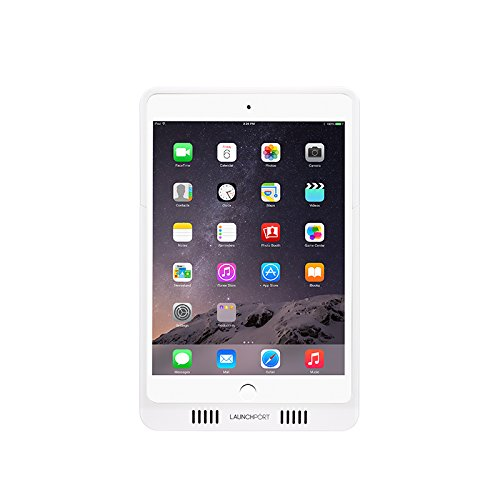 iPort LaunchPort AM.2 Sleeve for iPad Mini 1, 2, 3 & 4 - White