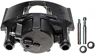 ACDelco 18FR745 Professional Front Passenger Side Disc Brake Caliper Assembly without Pads (Friction Ready Non-Coated), Remanufactured