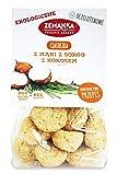 Galletas de harina de sorgo con coco (sin gluten) BIO 100 g - Zemanka