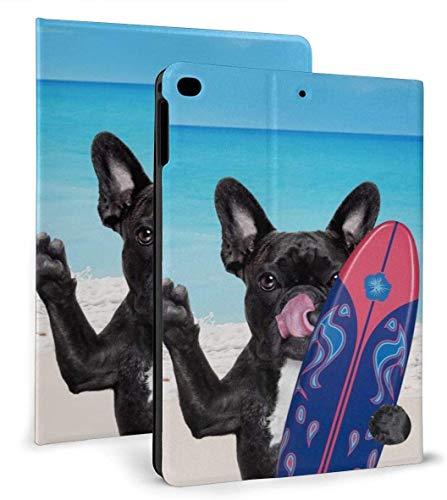 Resaca Dog PU Leather Smart Case Función Auto Sleep / Wake para iPad Air 1/2 9.7 'Funda