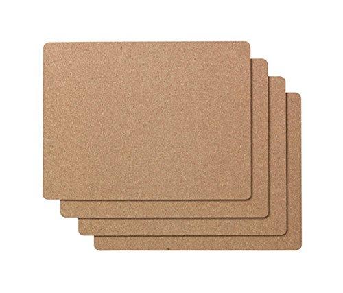 Ikea AVSKILD 402.816.54 - Juego de 4 manteles individuales resistentes al calor, 402.816.54