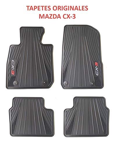 Mazda Cx3 Tapetes Originales Originales 2016-2020 Uso rudo!