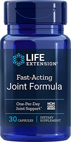Life Extension Fast-Acting Joint Formula, 30 capsules by Life Extension