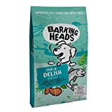 Barking Heads Dry Dog Food - Fish 'n' Delish - 100% Natural Salmon and Trout with Hypoallergenic Ingredients, Grain-Free Recipe, 12 kg