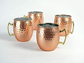 Best copper plated stainless steel mugs Reviews