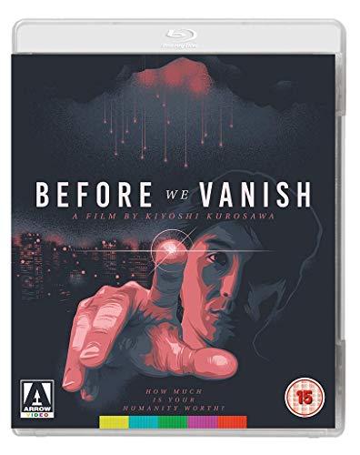 Before We Vanish [Blu-ray]