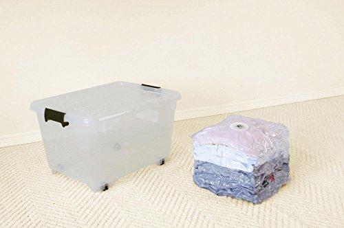 オリエントバルブ式衣類圧縮袋コンパクトサイズ1枚入り60×92cm