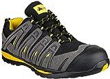 Zapatillas Amblers de ante para hombre, color negro., color negro, talla 43