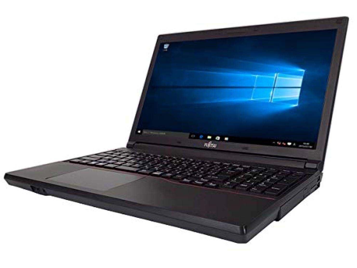 重荷目指す煩わしい中古パソコン 【Windows10】富士通 LIFEBOOK A574/HX (Core i5 4300M 2.6GHz / メモリ4GB / HDD500GB / DVDマルチ)【中古ノートパソコン】【中古パソコン販売パクス】
