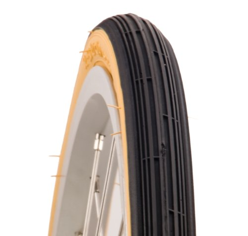Schwinn Road Bike Tire with Kevlar Bead (Gumwall,...