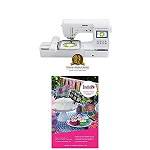 Best embroidery machine for home business. SYS Score: 9.5