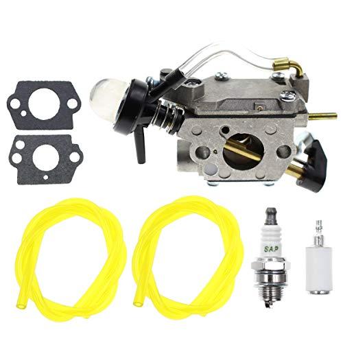 Carbhub FX26SCE Carburetor for Weedeater SST25CE FX26SCE W25CBK W25CF W25SFK W25SB W25CFK (967184401) Gas Trimmer Edger Replaces 577135901 577135902 Carburetor