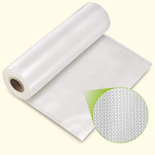 Best Prices! Vacuum Sealer Bags Vacuum Food Sealer Rolls BPA Free Approved Food Storage Bags 2 Pack ...