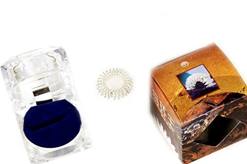 Preisvergleich Produktbild FreshGadgetz Akupressur Finger Massage Ring