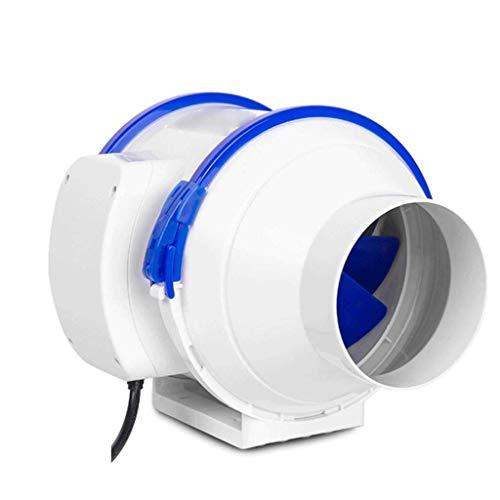 XJJZS Extractor, Ventilador Serie Solo Velocidad, Techo de la Sala-Side instalación de baño Extintor