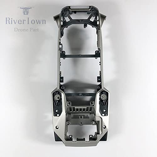 Eddwiin Marco Medio y Tornillos Originales de la Carcasa Superior / Inferior para dji Mavic Pro Platinum Body Shell Parts Reemplazo de Drones ( Color : Middle Frame )