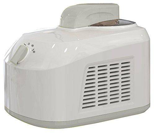 Melchioni Family 118700212 Sottozero Gelatiera Autorefrigerante con Compressore