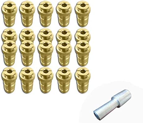Pool Cover Anchor Finally popular brand - Cash special price Brass for Tamp with Safety