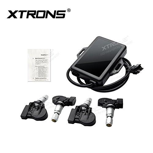 Sistema de control de presión de neumáticos TPMS para XTRONS Android Units TE709IPL TBX104 TQ709IPL
