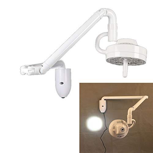 Hängende medizinische zahnärztliche LED-Untersuchungsleuchte Deckenärztliche Untersuchungslampe 30 W Chirurgische Untersuchungsleuchte für kosmetische und plastische Chirurgie, Zahnkliniken, HNO