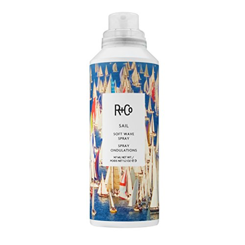 R+Co Sail Soft Wave Spray, 5.2 Fl Oz
