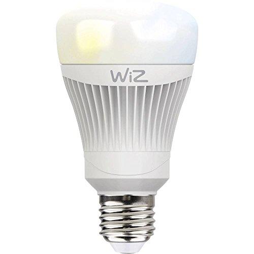 WiZ WZ0126071 Ampoule LED intelligente, Aluminium/Plastic, E27, 11.5 W