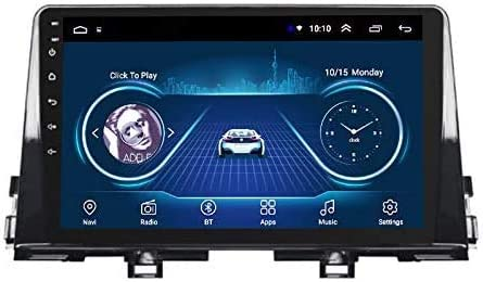 Android Car Stereo Sat Nav for Kia PICANTO 2016-2019 Head Unit GPS Navigation System SWC 4G WiFi BT USB AUX Radio Map Satellite Navigator Device