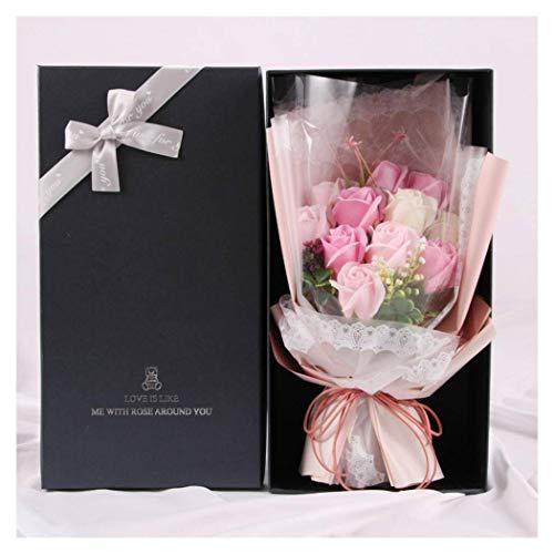 ZoFeng Muttertag 520.0 Valentinstag 11 Rose Seifenblase Geschenk Geschenk Strauß Festival