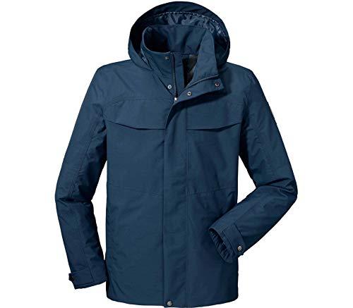 Schöffel Herren Jacket San Jose1' Jacke, sargasso sea, 52