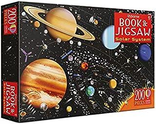 Usborne Book and Jigsaw: The Solar System