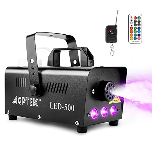 La machine Led-500 d'AGPtEK